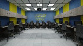 Bic islamabad campus computer lab