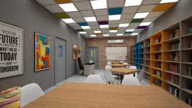 Bic faisalabad campus library
